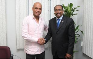UNAIDS encourages Haiti to eliminate HIV in children