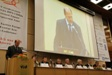 UNAIDS Executive Director, Dr Peter Piot addressed the opening plenary