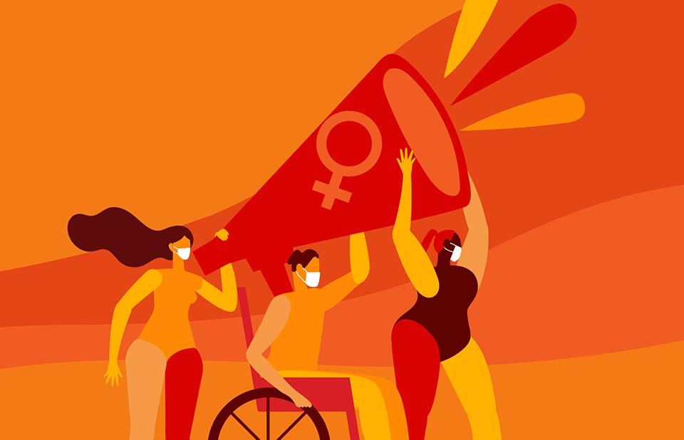 ONUSIDA hace un fuerte llamamiento para erradicar esa pandemia olvidada que  es la violencia contra las mujeres y las chicas | ONUSIDA