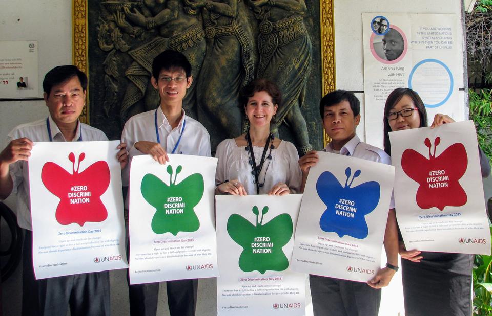el vih sida y el mundo del trabajo international labour office