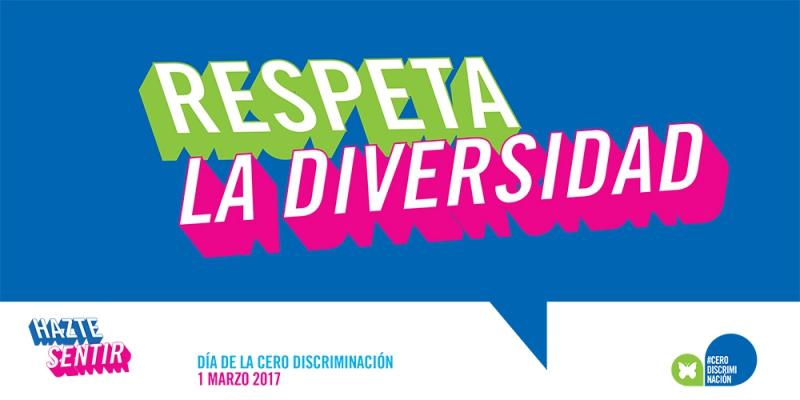 El 1 De Marzo Es El Día De La Cero Discriminación Hazte