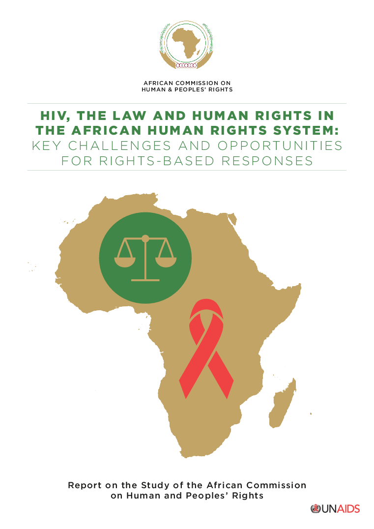 Hiv The Law And Human Rights In The African Human Rights System