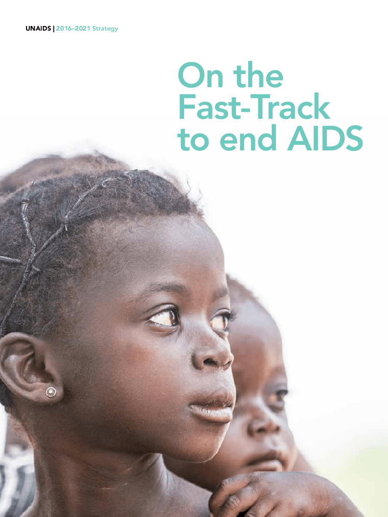 UNAIDS 2016–2021 Strategy