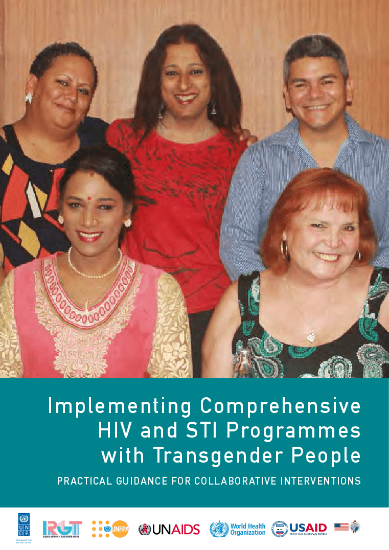 Implementing Comprehensive HIV and STI Programmes with