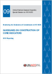 Monitoring the Declaration of Commitment on HIV/AIDS : guidelines ...