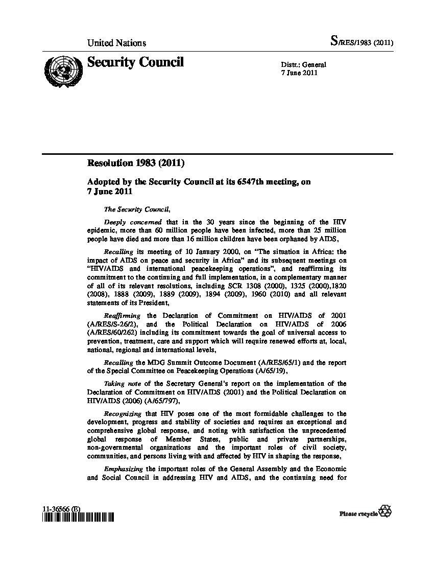 UN memo questions Britain's Security Council veto power
