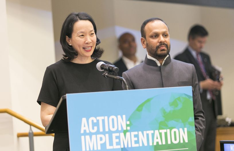 World leaders call for accelerated action and smarter investments to