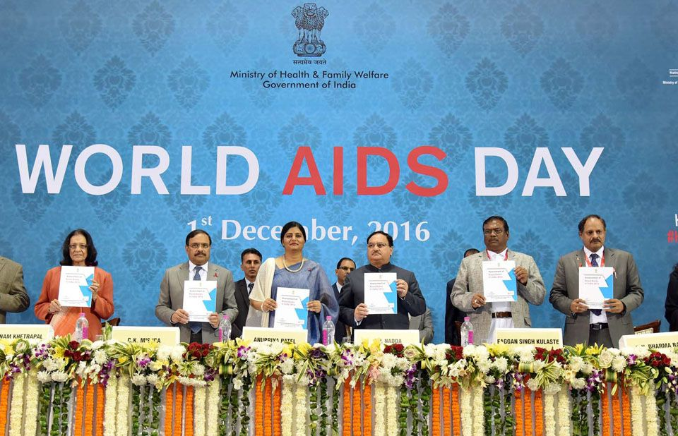 India announces reaching milestone of 1 million people on HIV