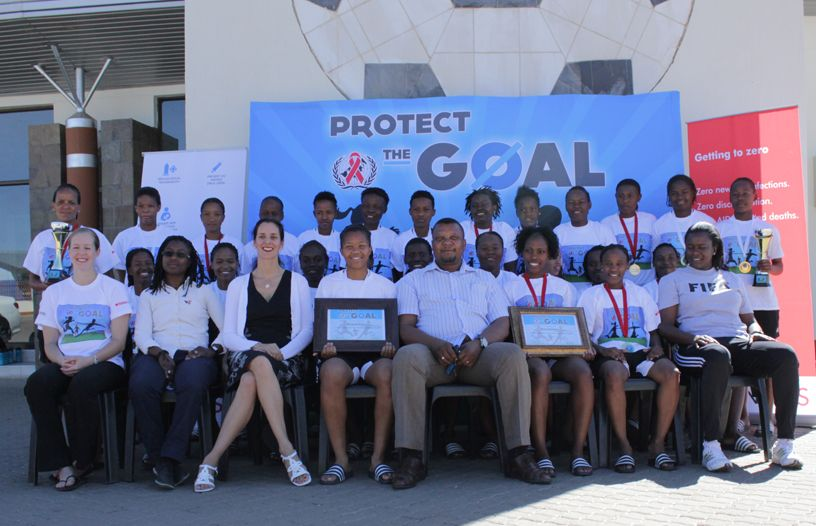 Protect the Goal activities | UNAIDS