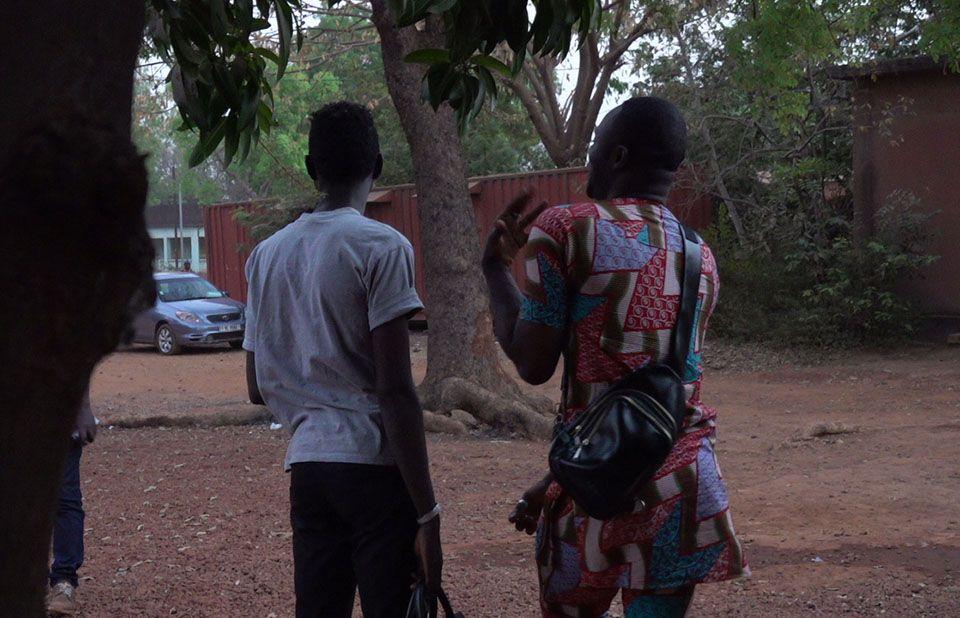 Discreet Dating Site in Burkina