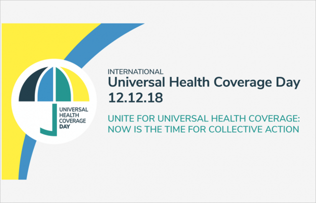 Message on the occasion of Universal Health Coverage Day