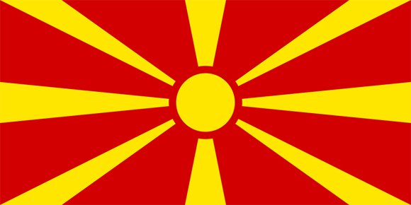 Macedonia flag