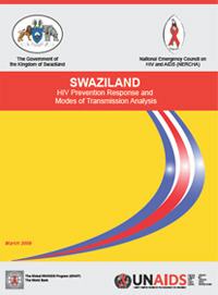 Cover of Swaziland report